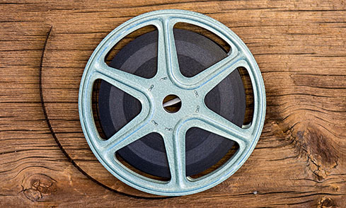 8mm film reel conversion