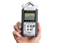 Zoom H4N Digital Recorder - Video Accessory Rental Equipment