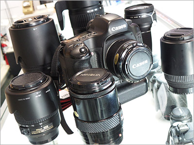 Used Camera Equipment for Sale